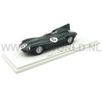 1955 Winner Le Mans