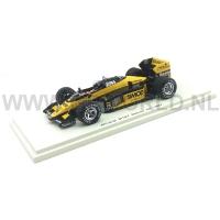 1987 Alessandro Nannini | US GP