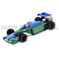 1994 Michael Schumacher | Monaco