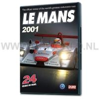 2001 DVD Le Mans review