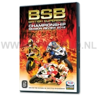 DVD British Superbike 2012