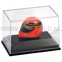 2011 helm Michael Schumacher