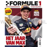 Formule 1 Editie 1 2018