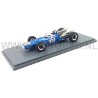 1968 Jean-Pierre Beltoise   Dutch GP