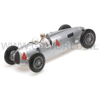 1936 Auto Union Typ C #4