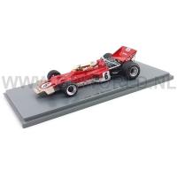 1970 John Miles | British GP