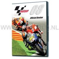 DVD MotoGP Review 2008