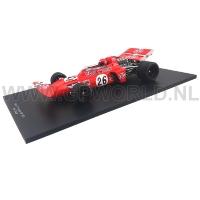 1971 Niki Lauda | Austrian GP
