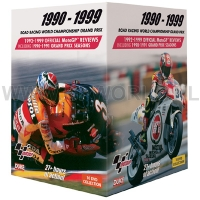 Bike Grand Prix DVD Collection 1990-1999