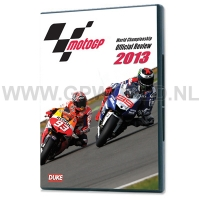 DVD MotoGP review 2013