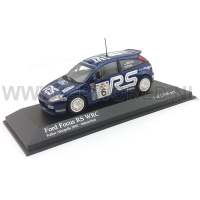 2002 Ford Focus RS WRC #6