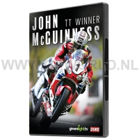 JOHN MCGUINNESS TT WINNER DVD