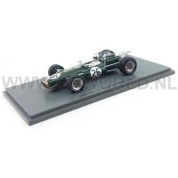 1967 Denny Hulme | Belgium GP
