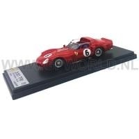1962 Ferrari 330 TRI #6 | Le Mans