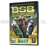 DVD British Superbike 2017