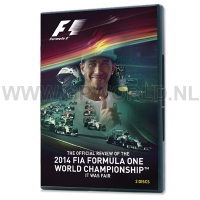 DVD F1 review 2014
