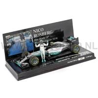 2016 Nico Rosberg | Abu Dhabi