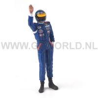 1977 Ronnie Peterson figuur