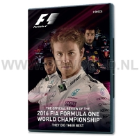 DVD F1 review 2016