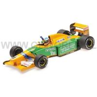 1992 Michael Schumacher | 1st win