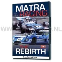 DVD Matra Racing - The Rebirth