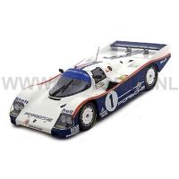1986 Porsche 962C #1