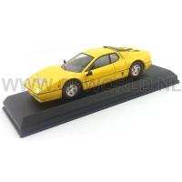 Ferrari 512BB yellow
