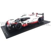 2017 Winner Le Mans