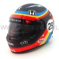 2017 helm Fernando Alonso | Indy500