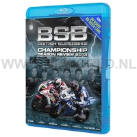 Blu-Ray British Superbike 2013