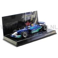 2001 Kimi Raikkonen