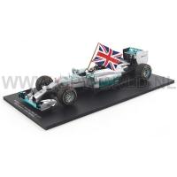 2014 Lewis Hamilton | World Champion