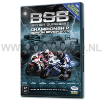 DVD British Superbike 2013