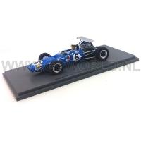 1968 Jackie Stewart   German GP
