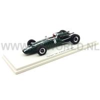 1966 Chris Amon | French GP