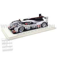 2011 Winner Le Mans