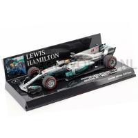 2017 Lewis Hamilton   Mexico