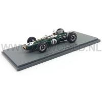 1965 Denny Hulme | French GP