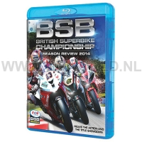 Blu-Ray British Superbike 2014