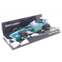 1994 Jos Verstappen | Hungary
