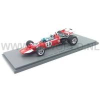 1970 John Surtees   British GP