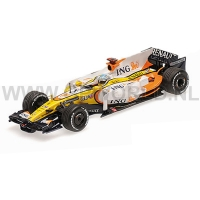 2008 Fernando Alonso | Singapore