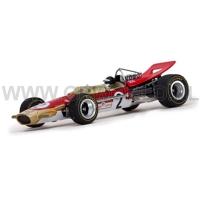 1968 Jackie Oliver | Belgian GP