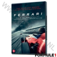 DVD Ferrari: Race to Immortality Ferrari