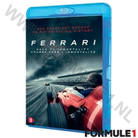 Blu Ray Race to Immortality Ferrari