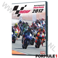 DVD MotoGP Review 2012