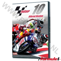 DVD MotoGP Review 2010
