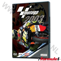 DVD MotoGP review 2003