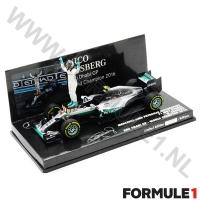 2016 Nico Rosberg | World Champion