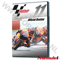 DVD MotoGP Review 2011